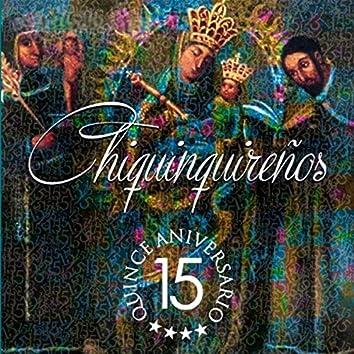 15 Quince Aniversario