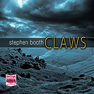 Claws                   By:                                                                                                                                 Stephen Booth                               Narrated by:                                                                                                                                 Nick Boulton                      Length: 1 hr and 41 mins     8 ratings     Overall 3.6