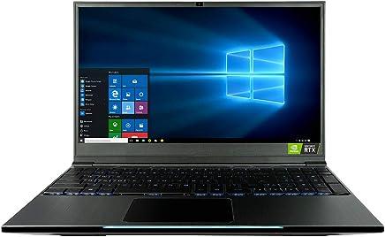 CUK Model Z Gaming Laptop (Intel i7-8750H, 16GB RAM, 500GB NVMe