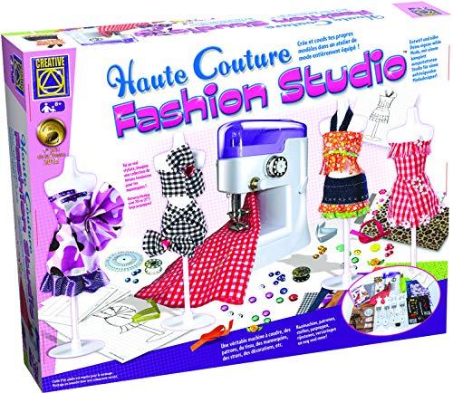Créative Toys - Ct 5835 - Kit de Loisir Créatif - Haute Couture Fashion Studio