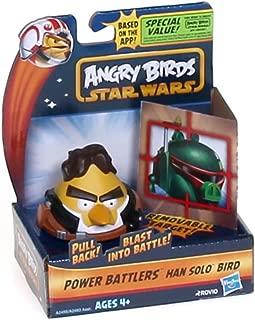 Angry Birds Star Wars Power Battlers Han Solo Bird Battler