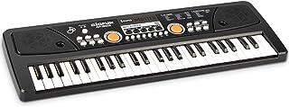 BIGFUN Keyboard Piano, 49 Keys Kids Piano Keyboard with Doub