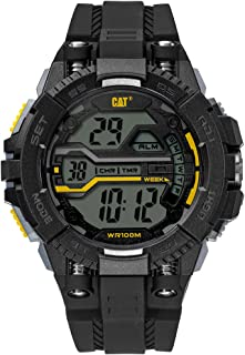 Caterpillar OA16721147 Reloj Digital CAT for Hombre, Estándar