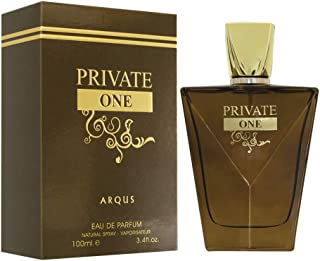 ARQUS PRIVATE ONE Eau De Parfum 100ml for fresh and refreshing fragrance ideal for men and women