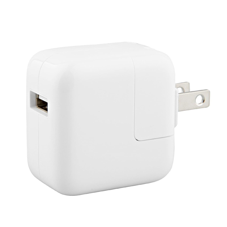 Apple 12W USB Power Adapter MD836LL/A - White (Renewed)