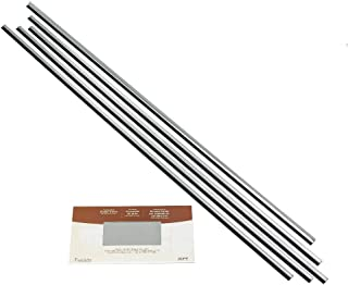 FASÄDE Backsplash Accessory Kit (Brushed Aluminum)