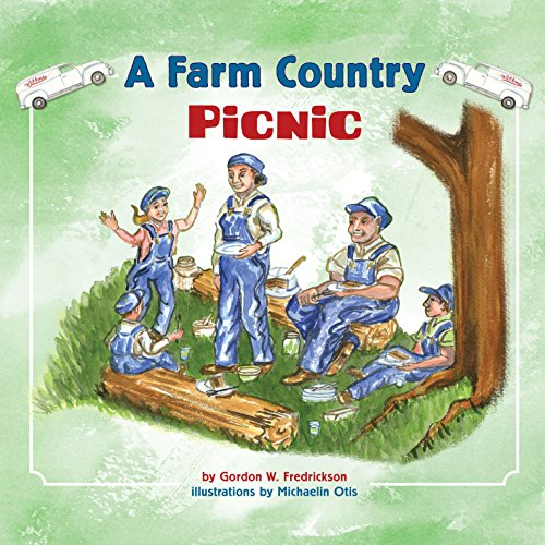 A Farm Country Picnic audiobook cover art