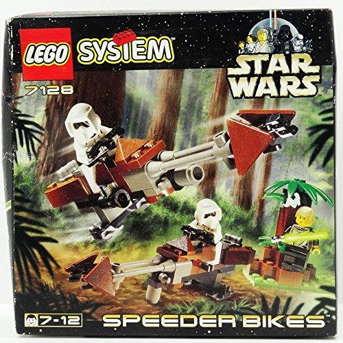 LEGO 7128 Star Wars - Moto Jet