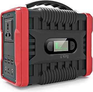 UKing 222Wh / 60000mAh Generador de Energía Generador Port