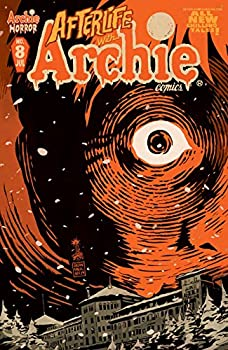 Comic Afterlife with Archie #8 Book