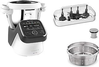 Moulinex Companion XLRobot Cuiseur 4.5 L 12 Programmes Automatiques Préparation de Soupes, Viande, Gaspacho, Risotto, Rob...