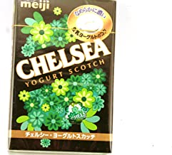 Meiji Chelsea Yogurt Scotch Candy, 1.58 Ounce