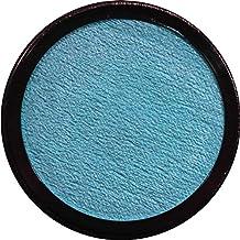 Eulenspiegel - Maquillaje Profesional Aqua, 3.5 ml / 5 g, Color Brillo perlino Azul Claro (350386)