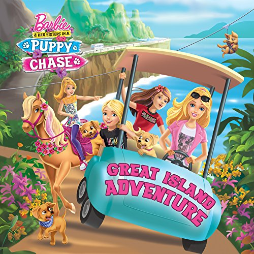 Great Island Adventure (Barbie & Her Sisters in a Puppy Chase) (Pictureback(R)) (English Edition)