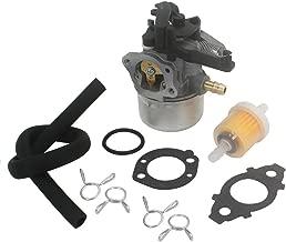KIPA Carburetor for Briggs & Stratton 595390 593599 796595 796396 796657 798938 MTD Toro Craftsman Troy-Bilt 121R02 121S02 121R02 121S02 121S07 124S02 12S902 Engine Mower Generator Tiller washer