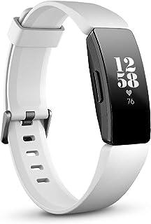 Fitbit InspireHR フィットネストラッカー White L/Sサイズ [日本正規品] FB413BKWT-FRCJK