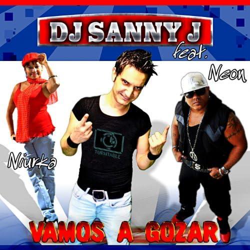 Dj Sanny J feat. Niurka & Neon