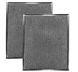 2-Pack Air Filter Factory Replacement For PS2076846 AP4089729 Range Hood Downdraft Aluminum Grease Filters