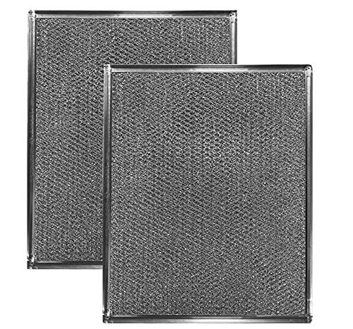2-Pack Air Filter Factory Replacement For PS2076846 AP4089729 Range Hood Downdraft Aluminum Grease...