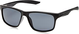 Nike Men's EV0999 002 Square Sunglasses, Black, 59 mm