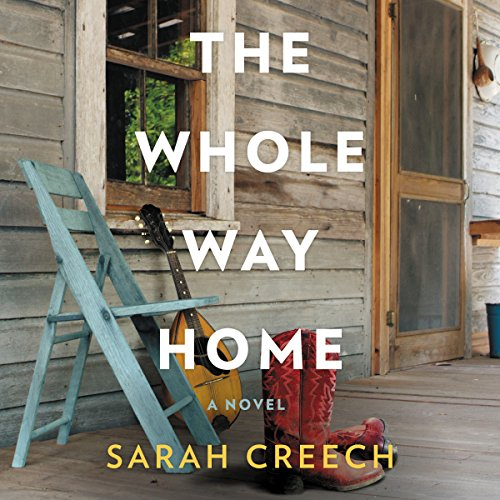 The Whole Way Home audiobook cover art