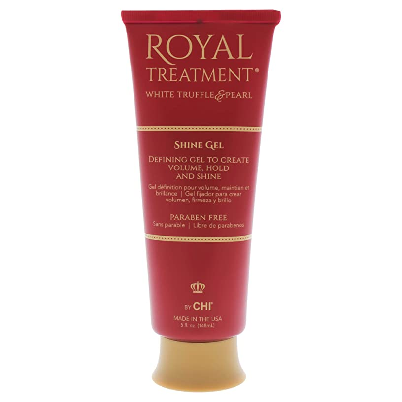 標準スライム置くためにパックCHI Royal Treatment Shine Gel (To Create Volume, Hold and Shine) 148ml/5oz並行輸入品