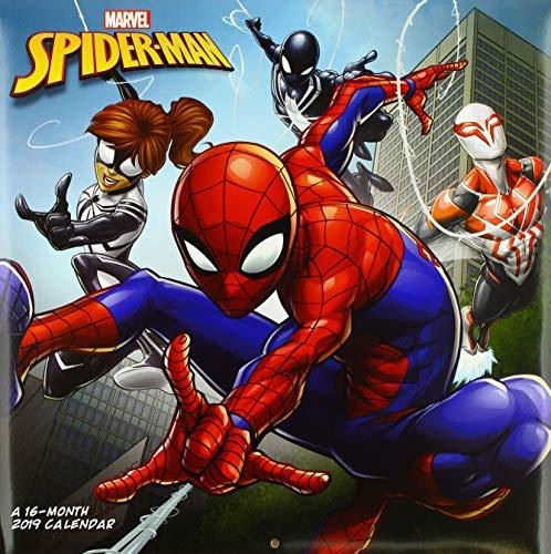 Spider-Man 2019 Calendar