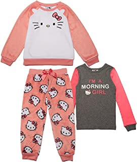 951f8d9f4 Amazon.com: Hello Kitty - Pajama Sets / Sleepwear & Robes: Clothing ...