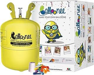 Balloonee Jumbo Disposable Helium Party Kit