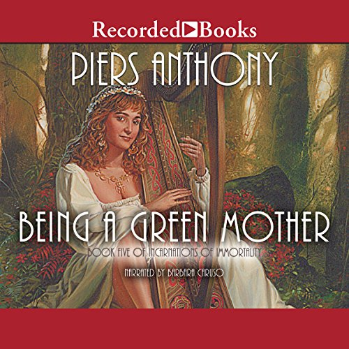 Being a Green Mother audiobook cover art
