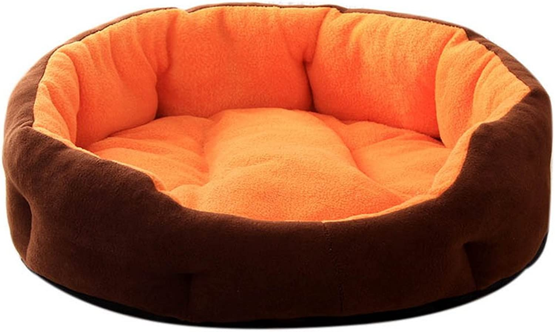 Detachable Small and MediumSized Pet Kennel, orange