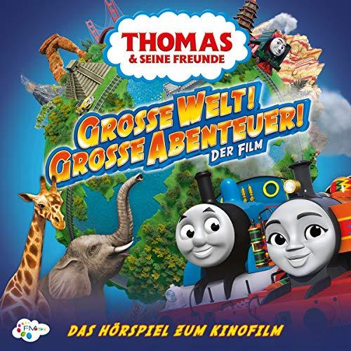 Große Welt! Große Abenteuer! Das Original-Hörspiel zum Film Titelbild