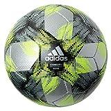 adidas(アディダス) サッカーボール 5号球 コネクト19 グライダー シルバー AF504SLBK 2019年FIFA主要大会 試合球レプリカ球
