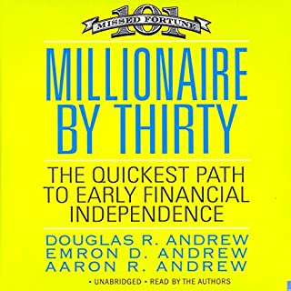 Millionaire by Thirty cover art