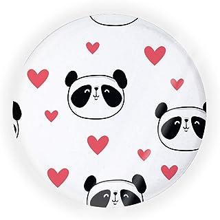 Empty Air Cushion Puff Box Happy Valentine's Day cute animal bear pink love Cushion Pact Cosmetic Make Up Case Bb Cc Liqui...