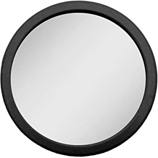 Zadro Products Zadro 12x Magnification E-z Grip Compact Spot Travel Makeup Mirror, Black, Black, 1 count