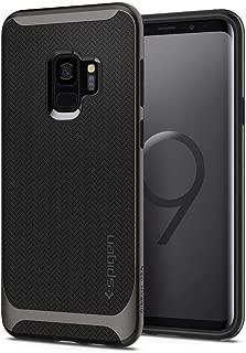Capa Spigen para Galaxy S9 (Tela 5.8), Spigen Neo Hybrid [Mil-Grade][Air Cushion][Dual Layer], Samsung Galaxy S9 - G960 (GunMetal)
