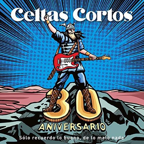 Celtas Cortos - 30 Aniversario (LP+CD) [Vinilo]