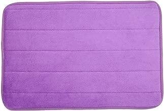 Clearance Sale!DEESEE(TM)🍁🍁Absorbent Memory Foam Carpet Bath Bathroom Bedroom Floor Non-Slip Shower Mat Rug (I)