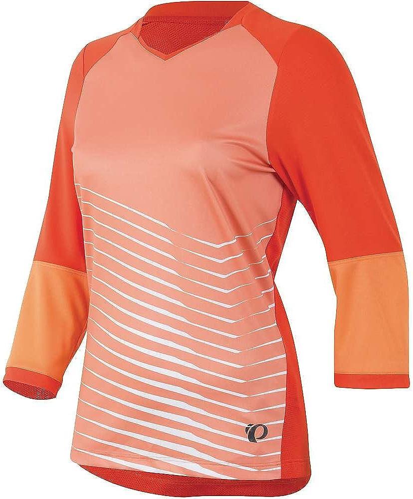 Pearl Izumi - Ride Women's Launch mart 3 Sleeve 4 Max 89% OFF Jersey