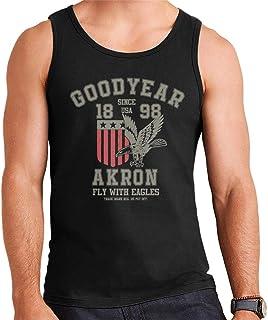 Goodyear Akron Fly with Eagles herr väst