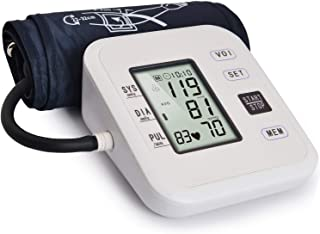 Blood Pressure Monitor Hong S Upper Arm Automatic High Blood Pressure Monitor with Crystal Digital Display
