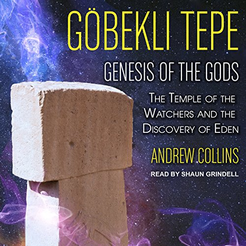 Gobekli Tepe audiobook cover art