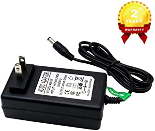 New Charger Adapter for VOIP Polycom IP Phones VVX 300, 301, 310, 311, 400, 401, 410, 411, 500, 501, 511, 600, 601, 611, 1500 2200-46170-001, Sound Point IP 560, 670 Power Supply