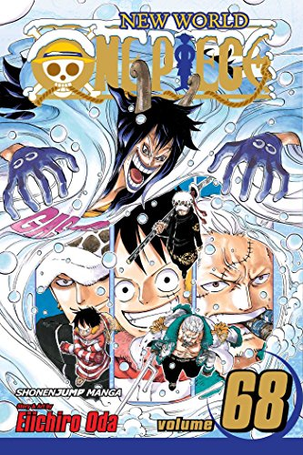 One Piece 68: Pirate Alliance [Lingua Inglese]