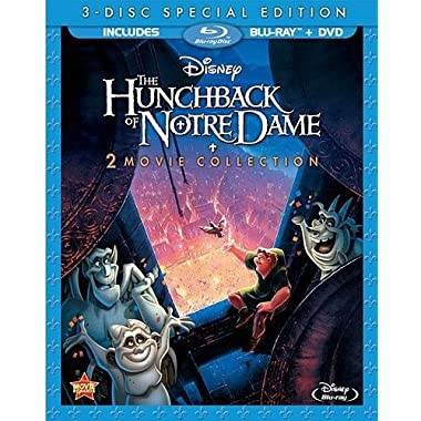 The Hunchback of Notre Dame/The Hunchback of Notre Dame II (3-Disc Special Edition) (Blu-ray/DVD)