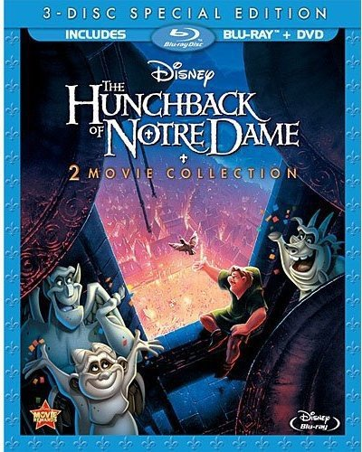 The Hunchback of Notre Dame / The Hunchback of Notre Dame II (3-Disc Special Edition)
