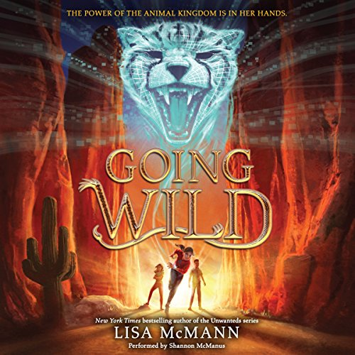 Going Wild audiobook cover art