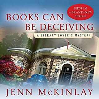 Books Can Be Deceiving                   By:                                                                                                                                 Jenn McKinlay                               Narrated by:                                                                                                                                 Allyson Ryan                      Length: 7 hrs and 23 mins     304 ratings     Overall 4.3