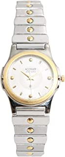 Casual Watch for Women by Accurate, Multi Color, Round, ALQ678T